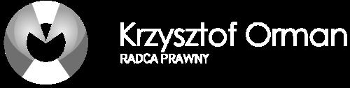 Radca Prawny Krzysztof Orman